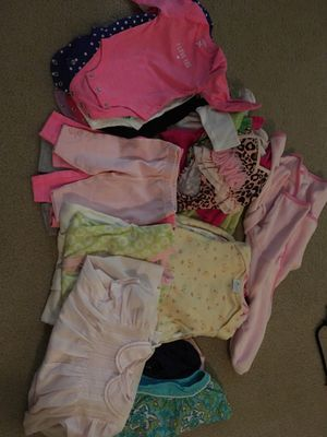 Baby girl clothes 0-3 months for Sale in Bailey's Crossroads, VA