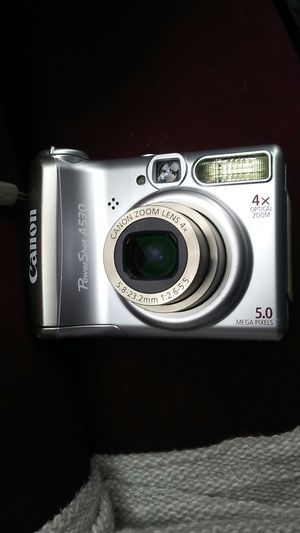 Canon A530 Powershot camera for Sale in Washington, DC