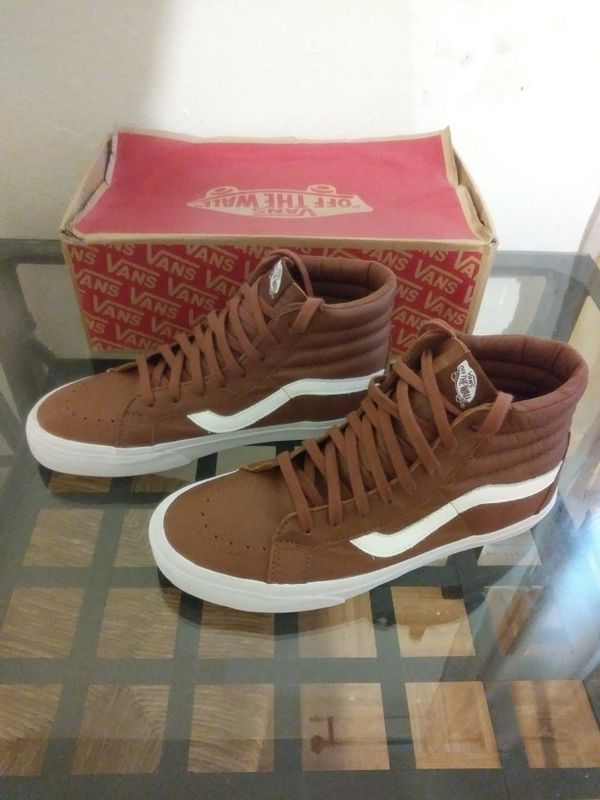 06bf24ccb191 New New New VANS Mens size 9 1 2 Sk8-Hi Reissue for Sale in Gardena ...
