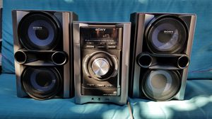 Sony 150W Stereo Speakers for use with TV, AUX input, Home Theater Systems, and Gaming for Sale in San Jose, CA
