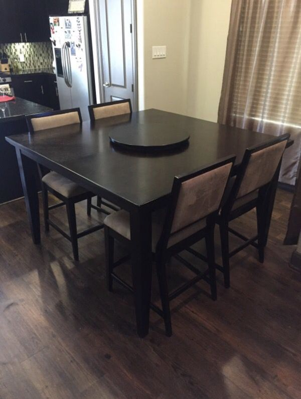 Counter Height Dining Table Ashley Furniture Millennium Collection In Scottsdale Az Offerup