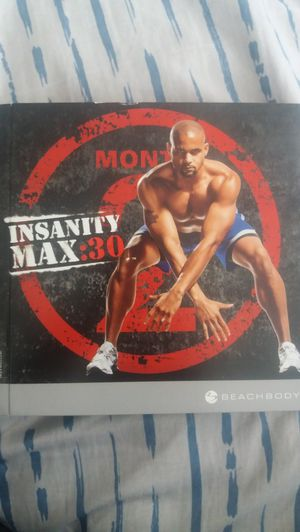 Insanity Max DVD Set (10 DVDs) for Sale in Washington, DC