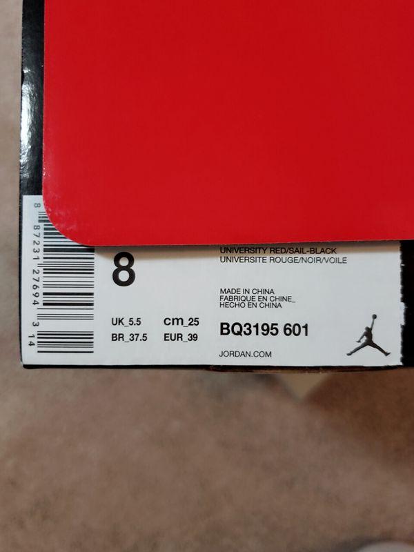 72632ae3897bfa Nike Air Jordan 3 Retro SE AWOK Vogue Limited Women s Size 8 for ...