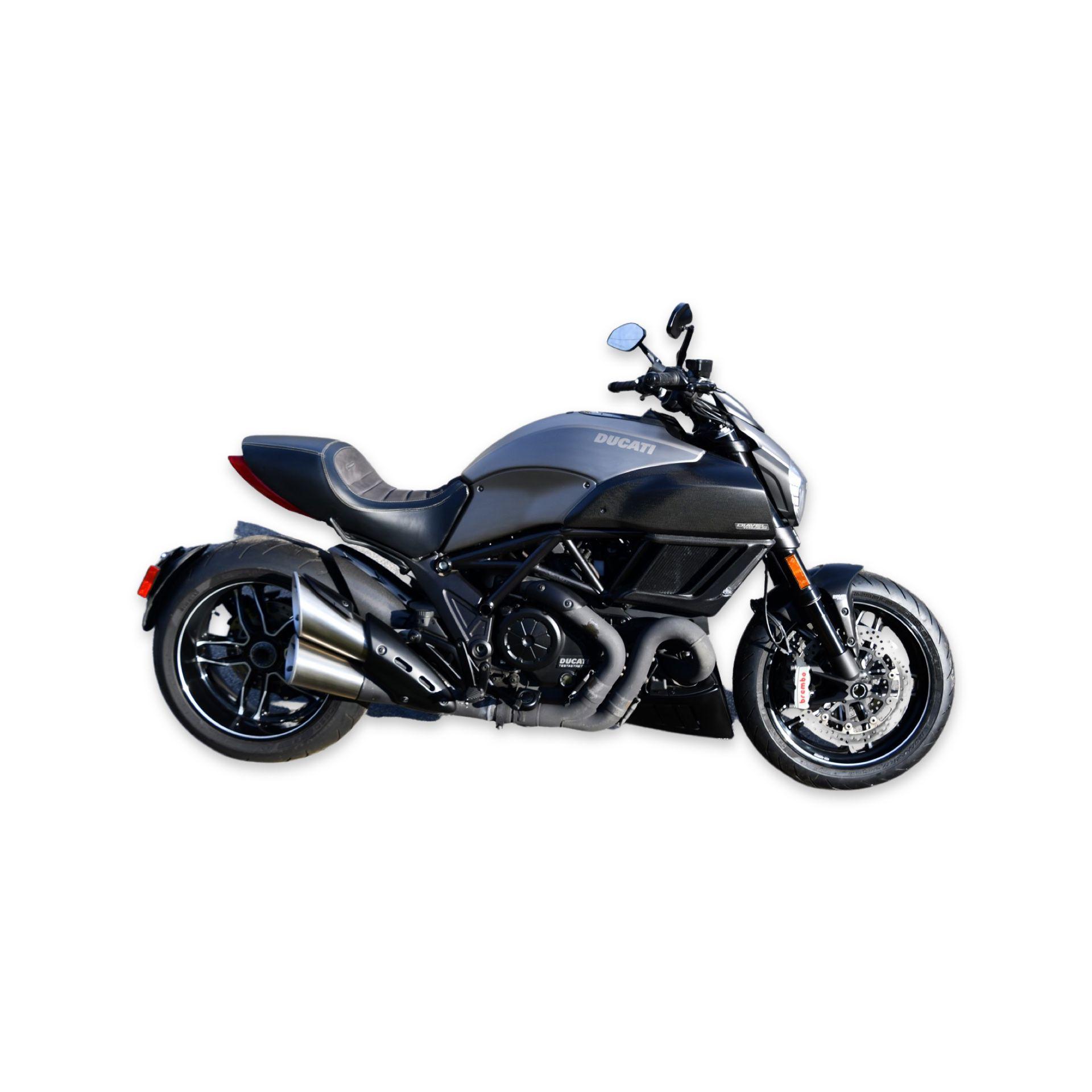 Photo 2015 Ducati Diavel