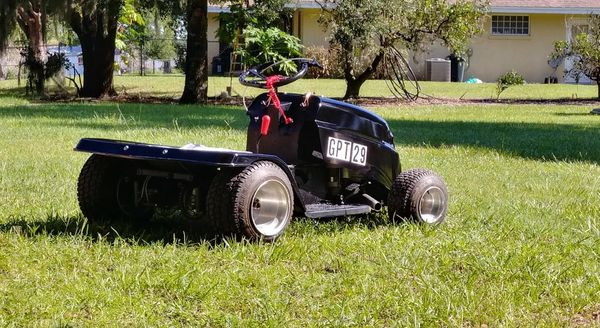 Gpt Racing Mower Fresh Kohler Twin Built To Win Locally And