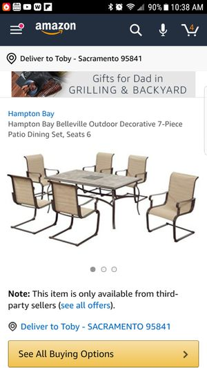 Round Table 95841.New And Used Outdoor Furniture For Sale In Vacaville Ca Offerup