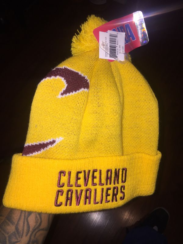 a009254d6c745 Cavs winter hat for Sale in Cleveland