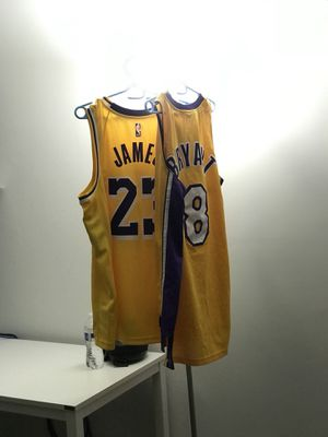 Lakers Jersey for Sale in Rockville, MD