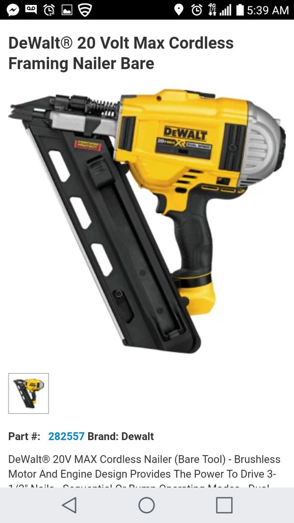 DeWalt® Portable Power Station With 3 4 Ah And 1 6 Ah Batteries for ...