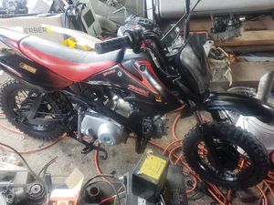 4 SPEED PITBIKE RUNS AND DRIVES GREAT for Sale in Kent, WA
