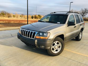2001 Jeep Grand Cherokee Thumbnail
