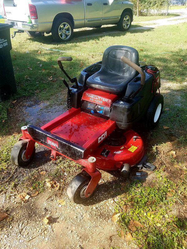 Toro Timecutter SS 4235 zero turn mower for Sale in Buda, TX - OfferUp