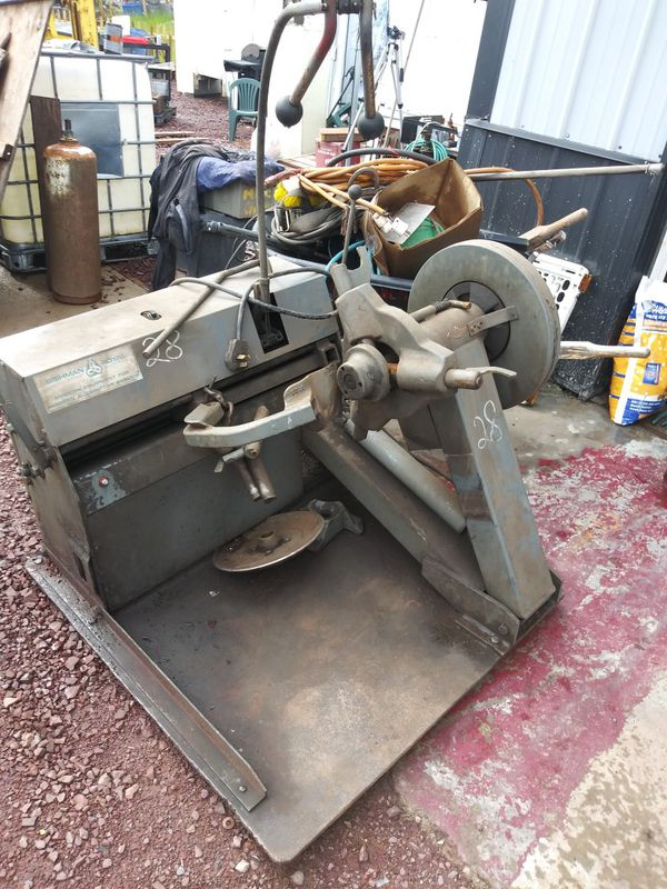 Bishman 931a Truck Tire Changer For Sale In Weatherly PA