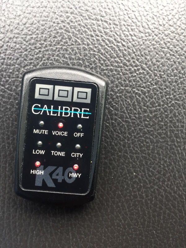 Calibre k40 remote for Sale in Coral Gables, FL - OfferUp