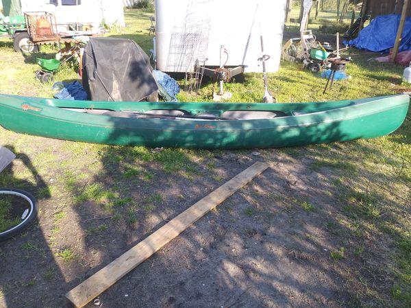 16ft Old Town Canoe for Sale in Wilmington, NC - OfferUp