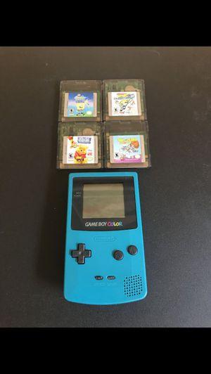 Gameboy color bundle for Sale in Orlando, FL