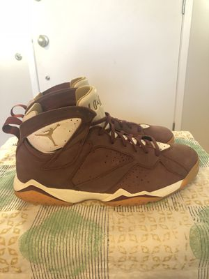 "Air Jordan VII Championship Pack ""Cigar"" - Mens Size 13 for Sale in San Francisco, CA"