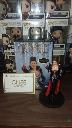 Evil Queen collectible statue for Sale in Houtzdale, PA