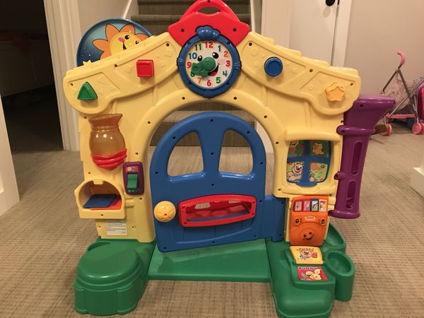 Fisher Price Laugh And Learn Front Door Baby Kids In Seattle Wa