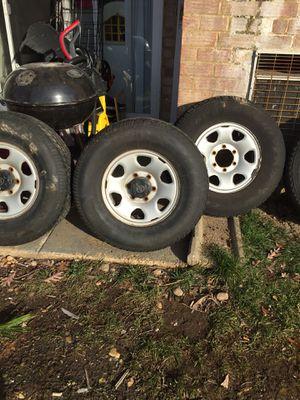 Rims para Toyota pick up for Sale in Alexandria, VA
