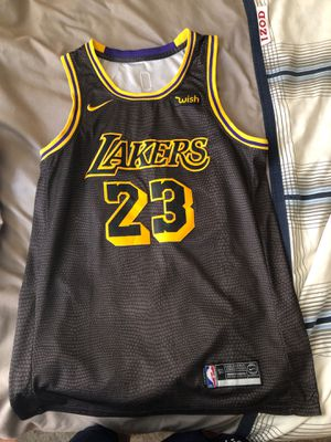 new product f1ec7 0a974 New and Used Lakers jersey for Sale in Palm Harbor, FL - OfferUp