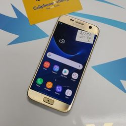 Galaxy S7 Unlocked 32GB *COMPATIBLE with all CARRIERS  Thumbnail