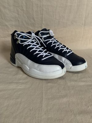 "13603e7a3f68 Jordan retro OG 12 ""obsidian"" sz 7 for Sale in Indianapolis"