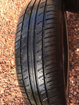 1 Centum SK72 tire for Sale in Laveen Village, AZ