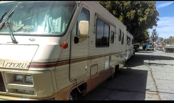1986 pacearrow motorhome for Sale in Los Angeles, CA - OfferUp