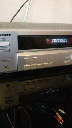 Photo Kenwood surround sound media box