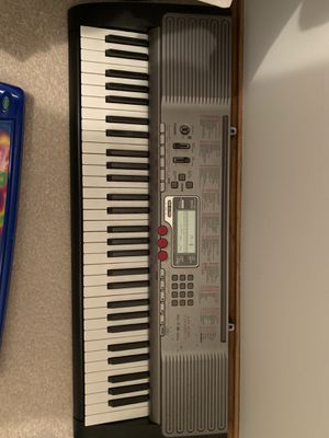 Casio LK230 musical keyboard for Sale in Naperville, IL