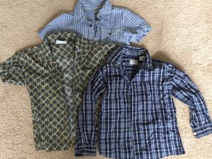 Lot of boy shirts size 5-7 year old for Sale in Alexandria, VA