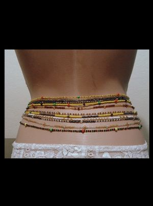 Waste beads ,bracelets , anklets for Sale in Silver Spring, MD