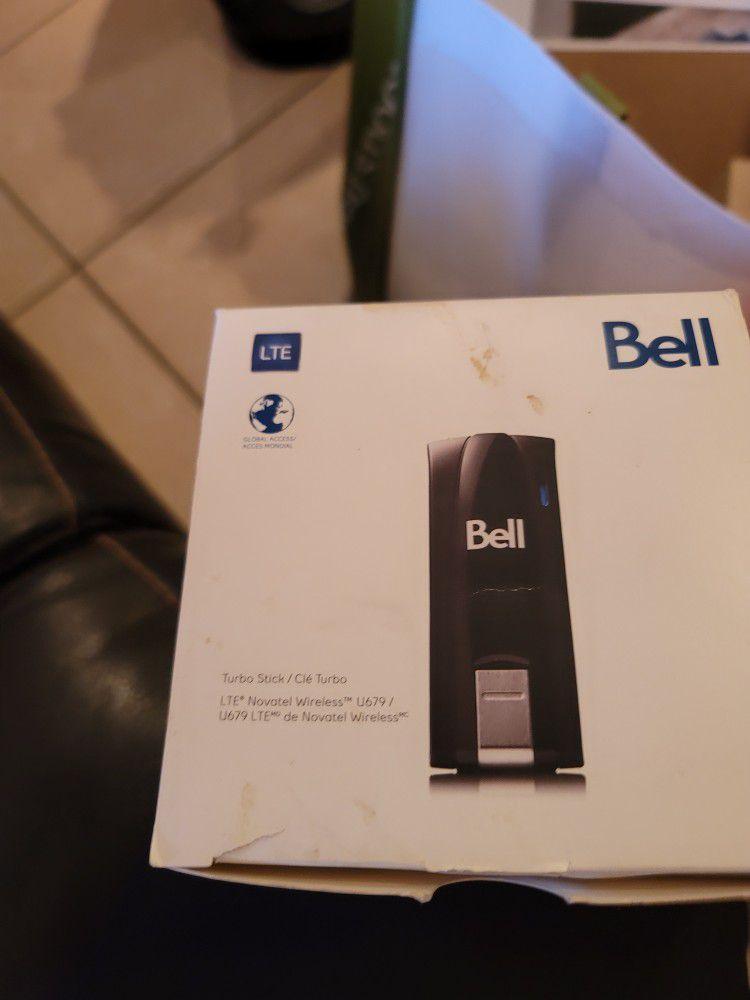 Bell Hotspot Portable