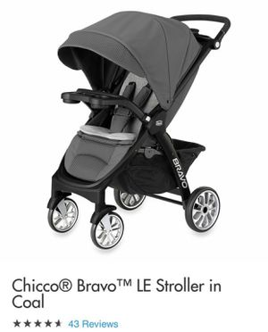 Chicco Bravo LE Stroller for Sale in Baltimore, MD
