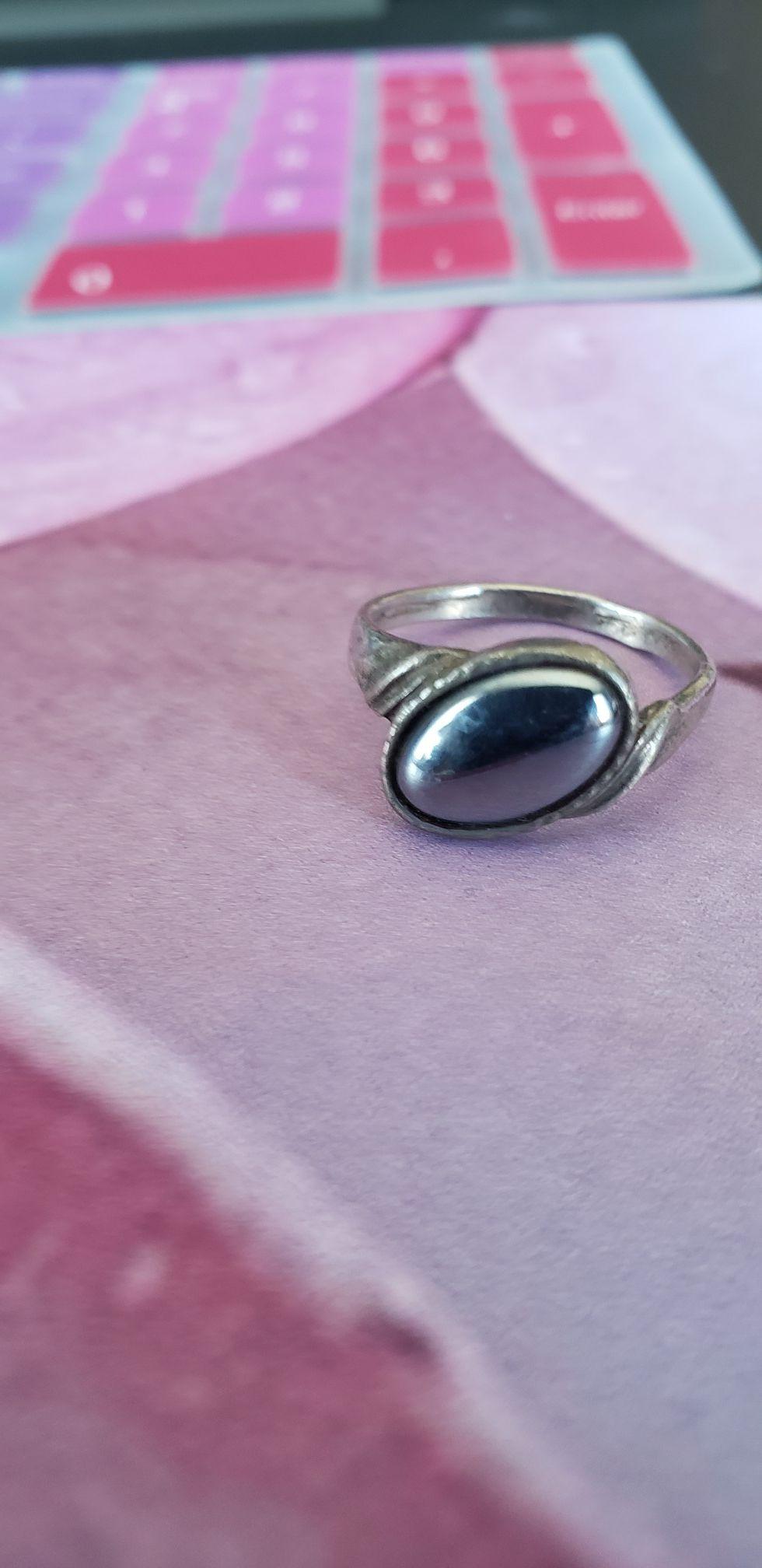 Hematin Silver Jewelry Set