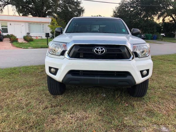 2015 TOYOTA TACOMA CLEAN TITLE for Sale in Pembroke Pines ...