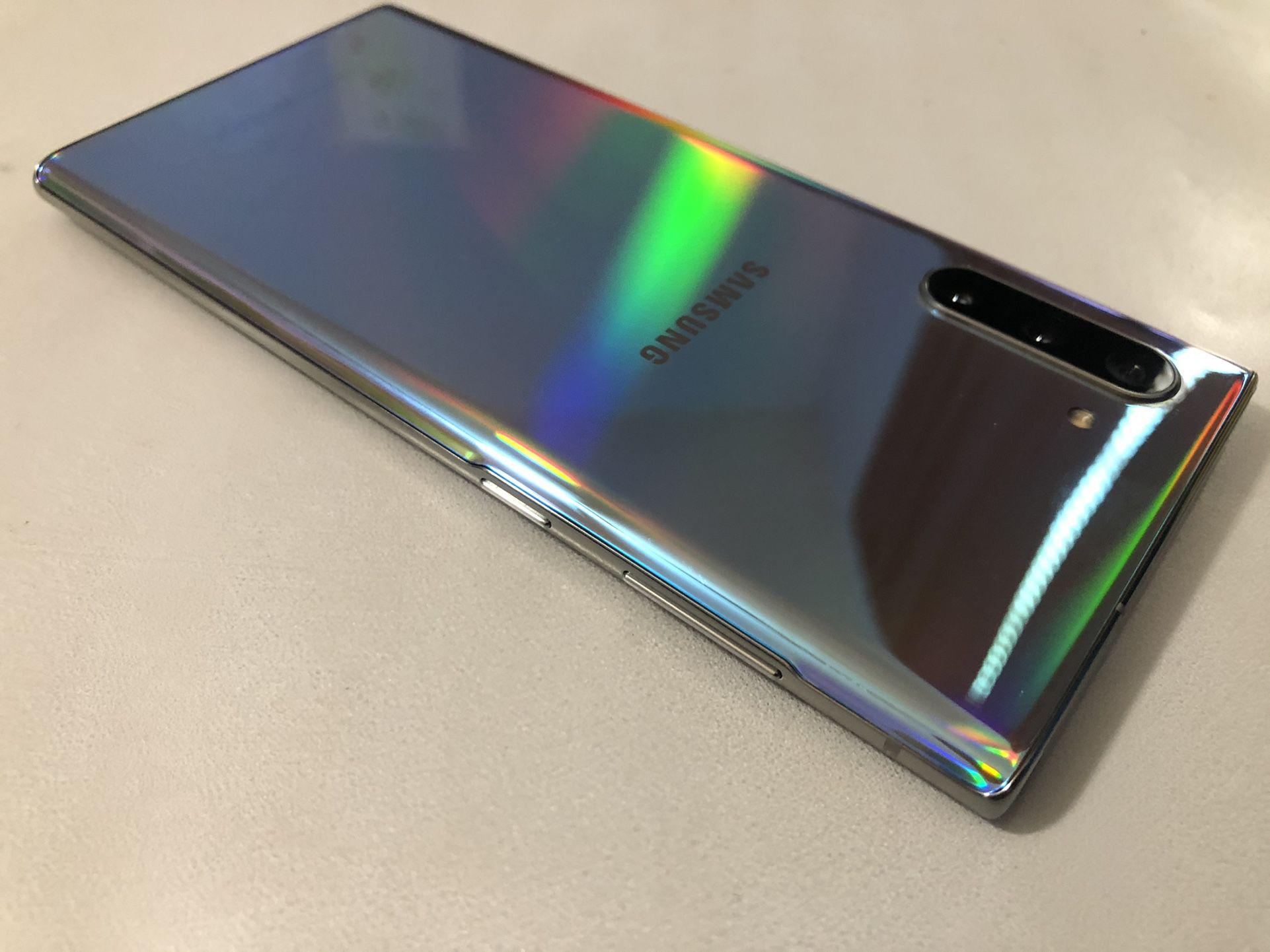 Samsung Galaxy Note 10 Like New Unlocked 256gb Firm Price $390