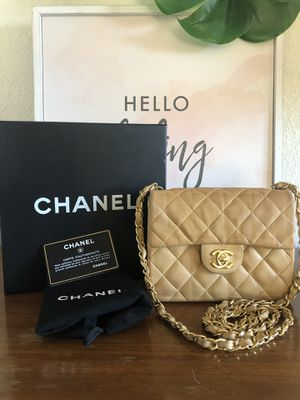 7b79419fc6bf New and Used Chanel bag for Sale in Redlands, CA - OfferUp