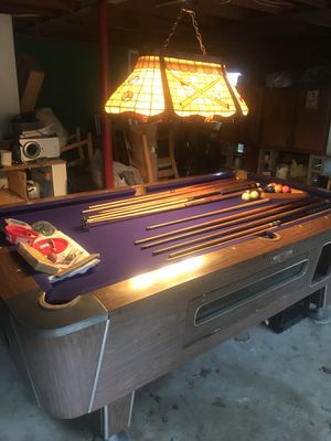 New And Used Pools For Sale In Newport News VA OfferUp - Genuine slate playfield pool table