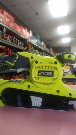 "RYOBI 3"" x 18"" BE 319. 120v CORDED Thumbnail"