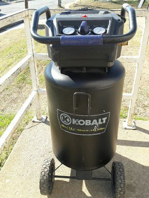 New 20 gallons air compressor for sale  Tulsa, OK