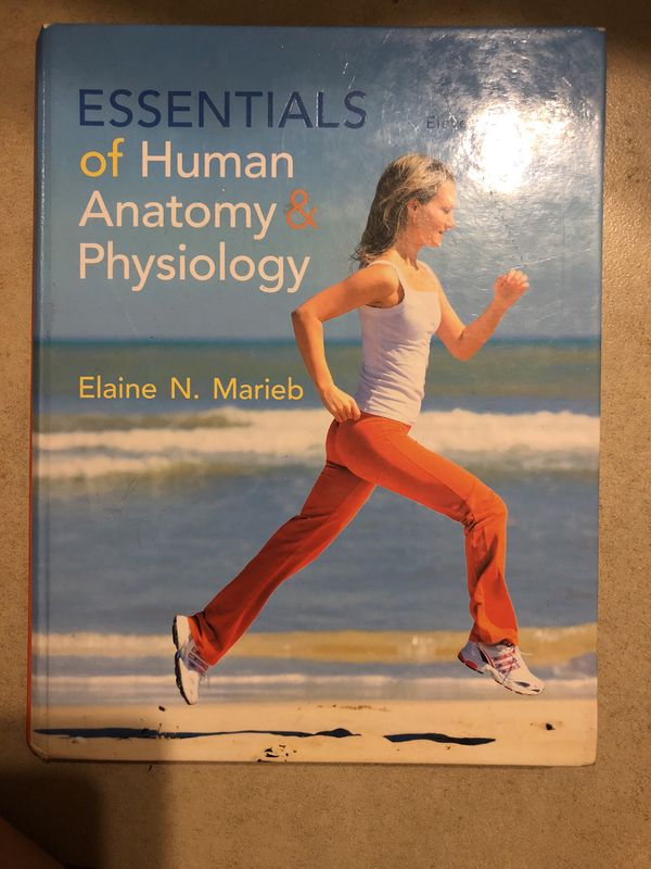 Essentials Of Human Anatomy And Physiology For Sale In Glendale Az