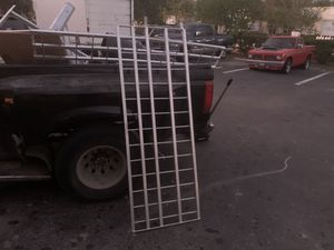 Photo Aluminum 4 wheeler ramps
