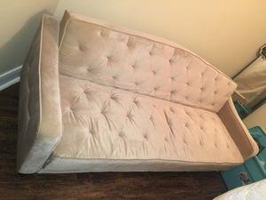 45c8c2ed913ab Suede 5 Setting Futon for Sale in Houston