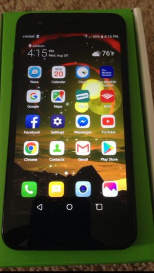 Brand New LG Fortune 2 Cricket Also Unlocked To Other Carriers for Sale in Ashburn, VA