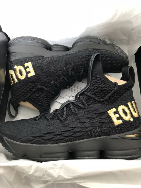 cheap for discount c99eb 01357 Nike Lebron 15 Equality for Sale in Half Moon Bay, CA - OfferUp
