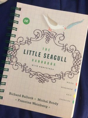 The Little Seagull Handbook 2Edition for Sale in Alexandria, VA