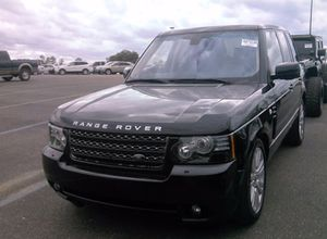 2012 Land Rover Range Rover HSE LUX for Sale in Washington, DC