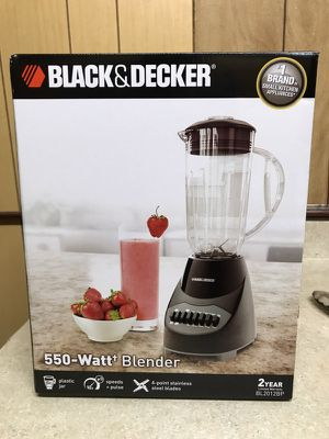 Black & Decker blender for Sale in South Kensington, MD